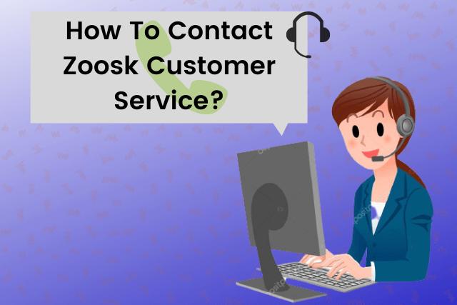 Zoosk customer service