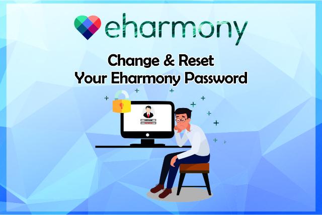eharmony password reset